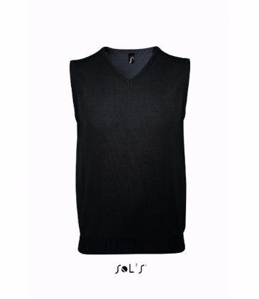 10591 SOL'S Gentlemen Cotton Acrylic Sleeveless Sweater
